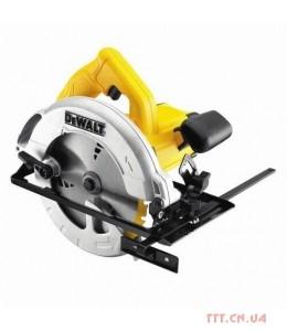 Дисковая пила DeWALT DWE560