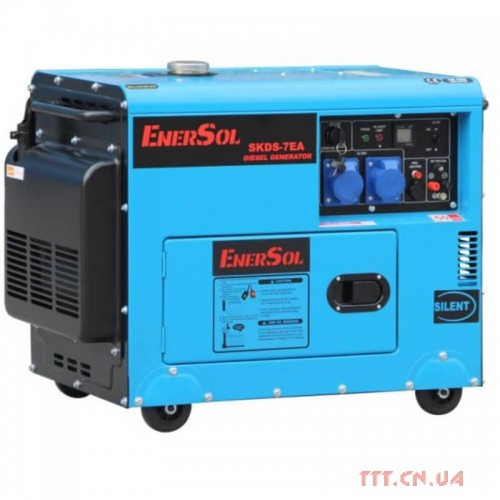 Генератор EnerSol SKDS-7EA(B)