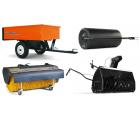 Приладдя для тракторів / райдерів