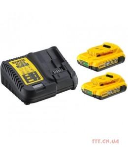 Зарядное устройство DeWALT DCB115D2