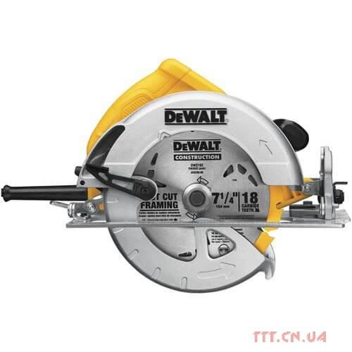 Дисковая пила DeWALT DWE575K