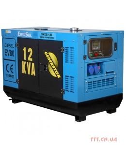 Генератор EnerSol SKDS-12EB