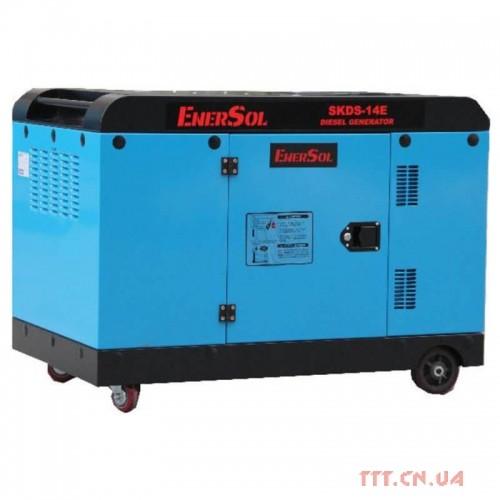 Генератор EnerSol SKDS-14E(B)