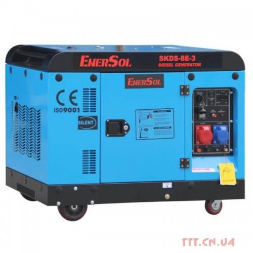 Генератор EnerSol SKDS-8E(B)-3