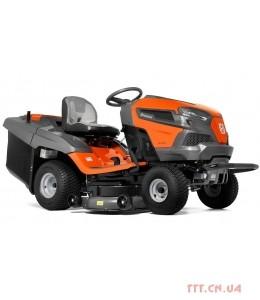 Трактор-газонокосилка Husqvarna TC 242TX