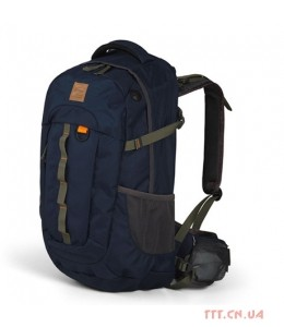 Туристичний рюкзак, синій
