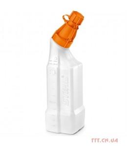 Бутылка для смешивания 1л для приготовления топливных смесей до 1 литру
