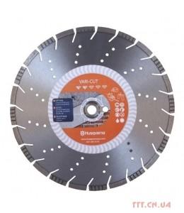 """Диск алмазний 14 """"/ 350 1"""" / 20 VARI-CUT S50 залізобетон"""