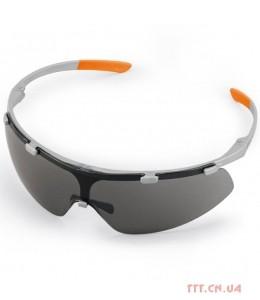 Очки защитные Super Fit затемненные