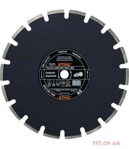 Алмазний відрізний диск по асфальту А 40 350 х 3,0 мм