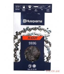 """Цепь Husqvarna S93G 12""""; 3/8"""" mini; 1.3 мм; 45DL"""