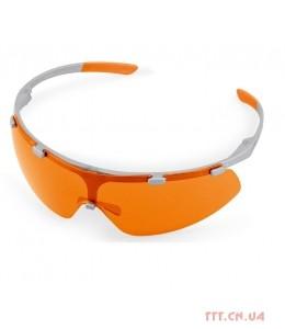 Очки защитные Super Fit оранжевые