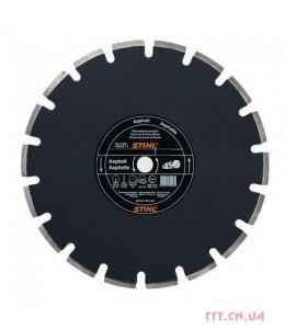 Алмазний відрізний диск по асфальту А 80 350 х 3,0 мм