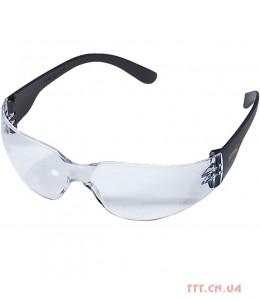 Очки защитные LIGHT, прозрачные
