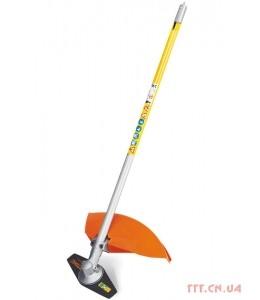 Насадка - мотокоса, нож для травы с 2-мя лепестками