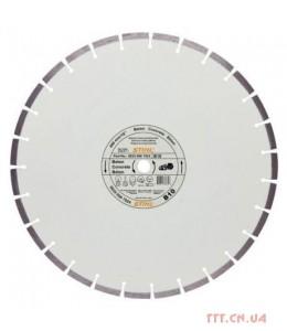 Алмазний відрізний диск по бетону В 60 400 х 3,0 мм