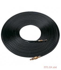 Шланг длиной 15 м с форсункой для чистки труб маленьких диаметров