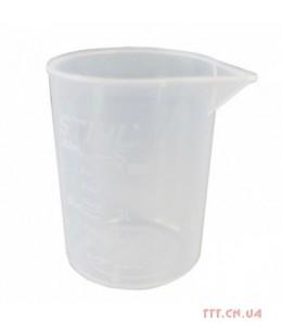 Мерный стакан 100 мл для приготовления топливных смесей (до 5 литров)