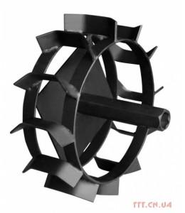Набор металлических колес Husqvarna DW10