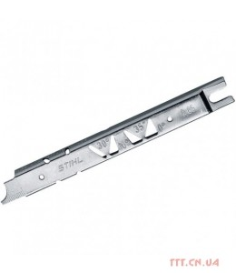 Шаблон для контролю кута заточки для всіх типів ланцюгів, крім 46 RM, 46 RS, 71 РМ3